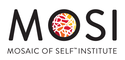 Mosaic of Self Institute with Theresa Ann Stuesser logo